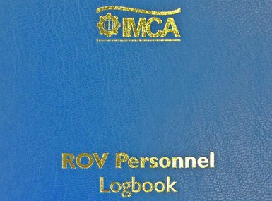 rov personnel logbook